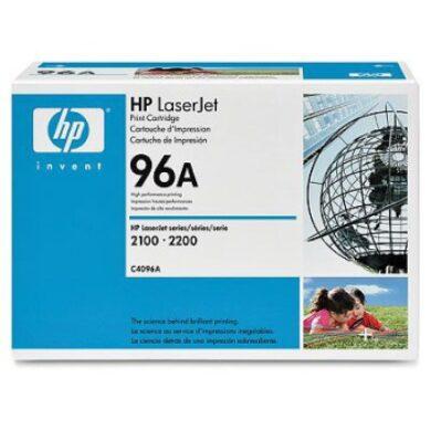 HP C4096A (96A) - originální - Černá na 5000 stran(011-00130)