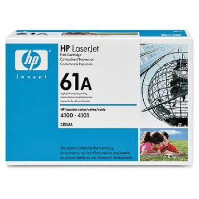 HP C8061A (61A) - originální - Černá na 6000 stran(011-00220)