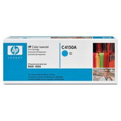 HP C4150A - originální - Cyan na 8500 stran(011-00701)