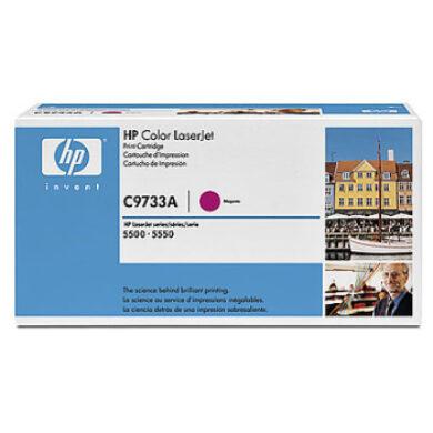 HP C9733A (645A) - originální - Magenta na 12000 stran(011-01012)