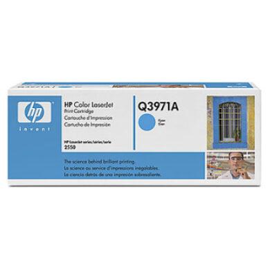 HP Q3971A (123A) - originální - Cyan na 2000 stran(011-01055)