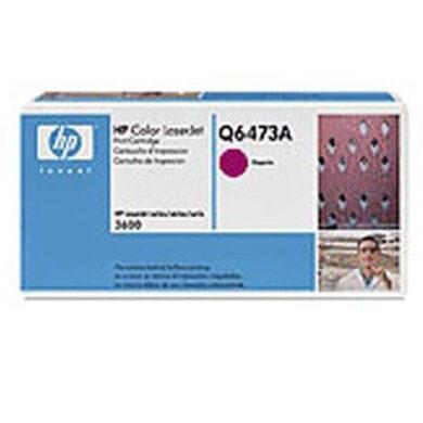 HP Q6473A (502A) - originální - Magenta na 4000 stran(011-01423)
