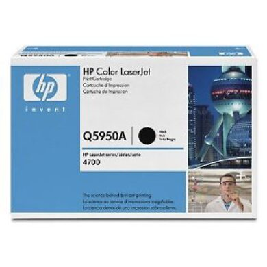 HP Q5950A (643A) - originální - Černá na 11000 stran(011-01540)