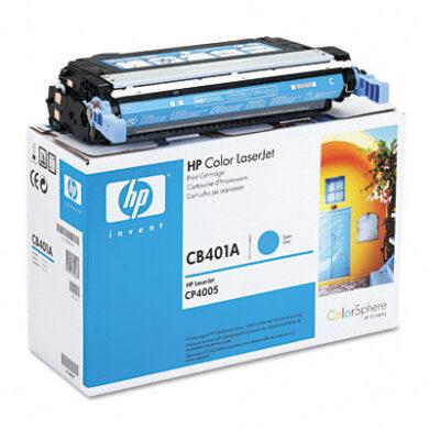 HP CB401A (642A) - originální - Cyan na 7500 stran(011-01861)