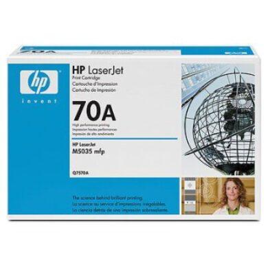HP Q7570A - originální - Černá na 15000 stran(011-02000)