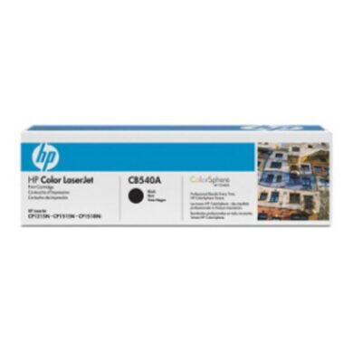 HP CB540A (125A) - originální - Černá na 2200 stran(011-02050)