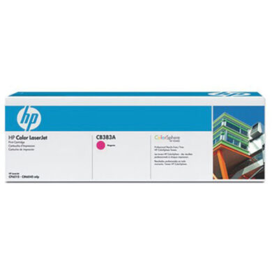 HP CB383A (824A) - originální - Magenta na 21000 stran(011-02623)