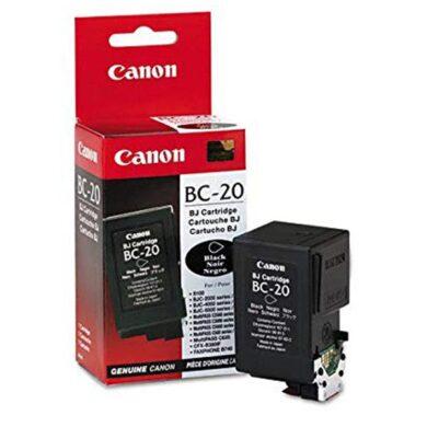 Canon BC-20 - originální - Černá na 900 stran(031-00190)