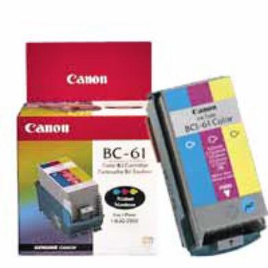 Canon BC-61 - originální - Barevná(031-00230)