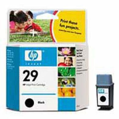 HP 51629A (29) - originální - Černá na 650 stran(031-00580)