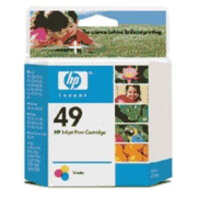 HP 51649A (49) - originální - Barevná na 450 stran(031-00590)