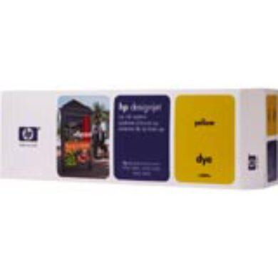 HP C1809A YELLOW Kazeta pro DJ 2000 - originální(031-00774)
