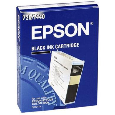 Epson S020118 - originální - Černá(031-01130)