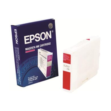 Epson S020126 - originální - Magenta(031-01150)