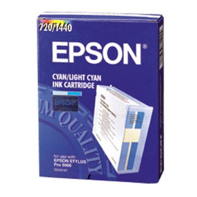 Epson S020147 - originální - Cyan(031-01180)