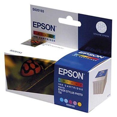 Epson S020193 - originální - Barevná(031-01240)