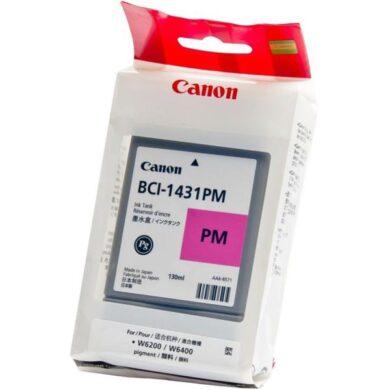 Canon BCI-1431PM - originální - Photo Magenta(031-02754)