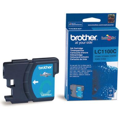 Brother LC1100C - originální - Cyan na 325 stran(031-03271)