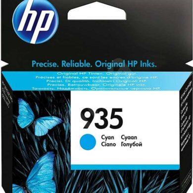 HP C2P20AE (935) - originální - Cyan na 400 stran(031-04231)