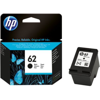 HP C2P04A (62) - originální - Černá na 200 stran(031-04240)