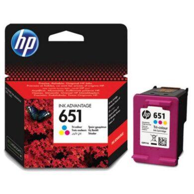 HP C2P11AE (651) - originální - Barevná na 300 stran(031-04361)