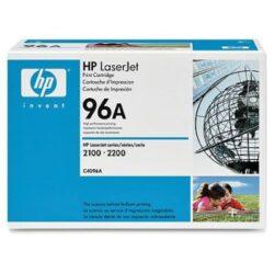 HP C4096A (96A) - originální - Černá na 5000 stran