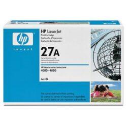 HP C4127A (27A) - originální - Černá na 6000 stran