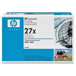 HP C4127X (27X) - originální - Černá velkoobjemová na 10000 stran