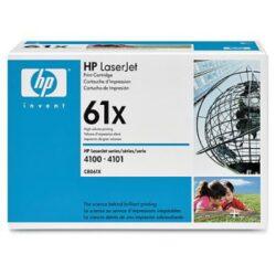 HP C8061X (61X) - originální - Černá velkoobjemová na 10000 stran