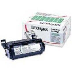 Lexmark 12A5845 RETURN - originální - Černá velkoobjemová na 25000 stran