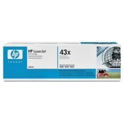 HP C8543X (43X) - originální - Černá na 30000 stran