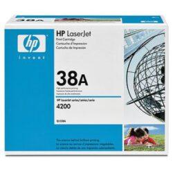 HP Q1338A (38A) - originální - Černá na 12000 stran