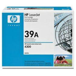 HP Q1339A (39A) - originální - Černá na 18000 stran