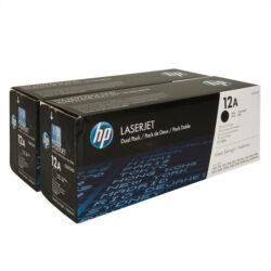HP Q2612AD (12A) - originální - Černá - Sada multipack na 4000 stran