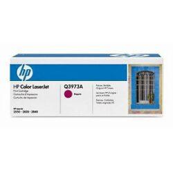 HP Q3973A (123A) - originální - Magenta na 2000 stran