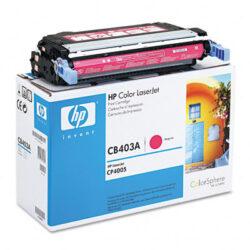 HP CB403A (642A) - originální - Magenta na 7500 stran