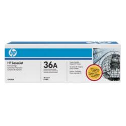 HP CB436A (36A) - originální - Černá na 2000 stran
