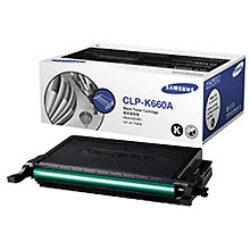 Samsung CLP-K660A - originální - Černá na 2500 stran