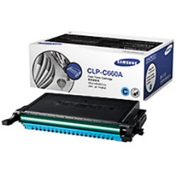 Samsung CLP-C660A - originální - Cyan na 2000 stran