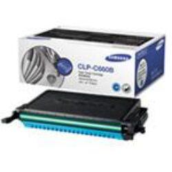 Samsung CLP-C660B - originální - Cyan velkoobjemová na 5000 stran