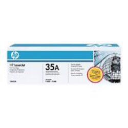 HP CB435A (35A) - originální - Černá na 1500 stran