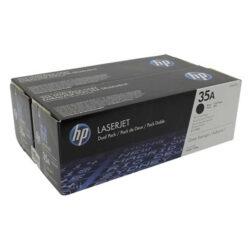 HP CB435AD (35AD) - originální - Černá - Sada multipack na 3000 stran