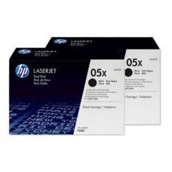 HP CE505XD (05X) - originální - Černá - Sada multipack na 13000 stran