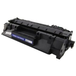 HP CE505A (05A) - kompatibilní - Černá na 2300 stran