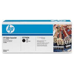HP CE740A (307A) - originální - Černá na 7000 stran