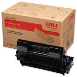OKI 09004461 (B6500-CARTRIDGE) - originální - Černá na 13000 stran