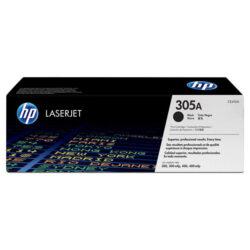 HP CE410A (305A) - originální - Černá na 2200 stran