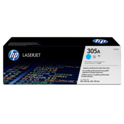 HP CE411A (305A) - originální - Cyan na 2600 stran