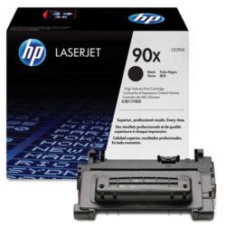 HP CE390X (90X) - originální - Černá velkoobjemová na 24000 stran