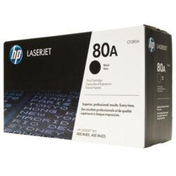 HP CF280A (80A) - originální - Černá na 2700 stran